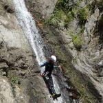 Cascade-toboggan... de 5m