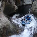 Pour slide - Gorges du Llech du 1er septembre 060