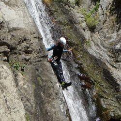 Gourg des Anelles - canyoning sensations douces
