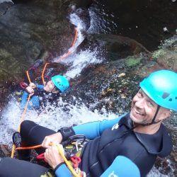 Gorges de Baoussous - canyoning découverte
