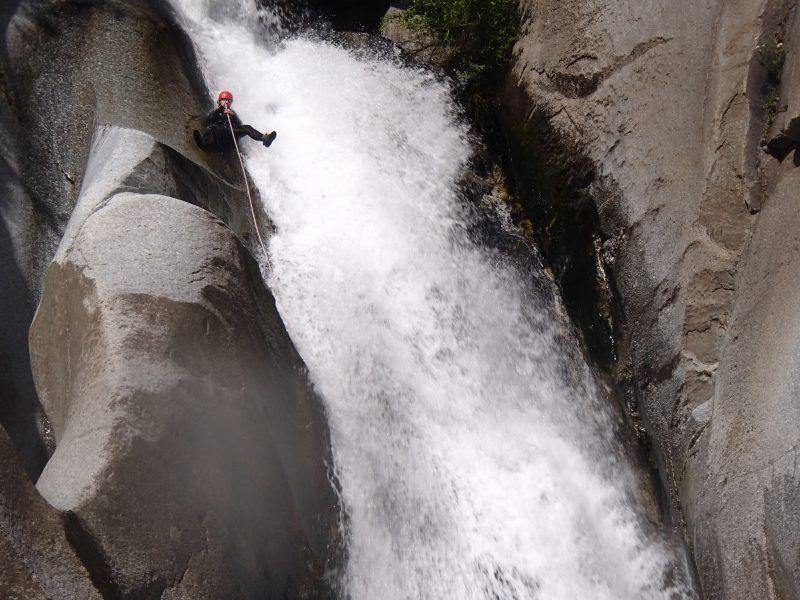 Canyon du Salt del Pi