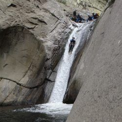 GGorges du Llech - canyoning sensations (fortes)