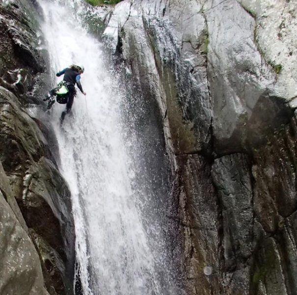 Canyoning Gorges du Perthus