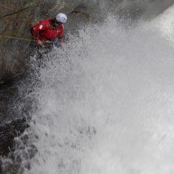 Canyoning sensations (douces) du Salt del Pi