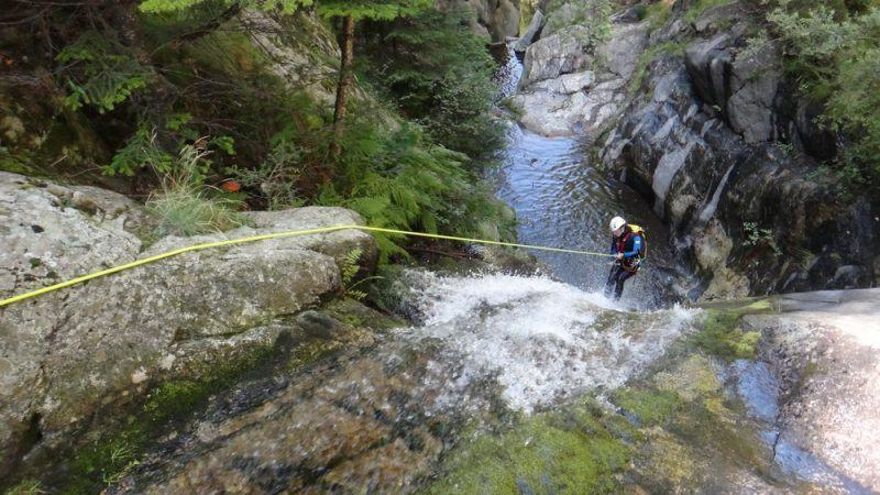 Canyoning expé! des gorges du Saint-Vincent