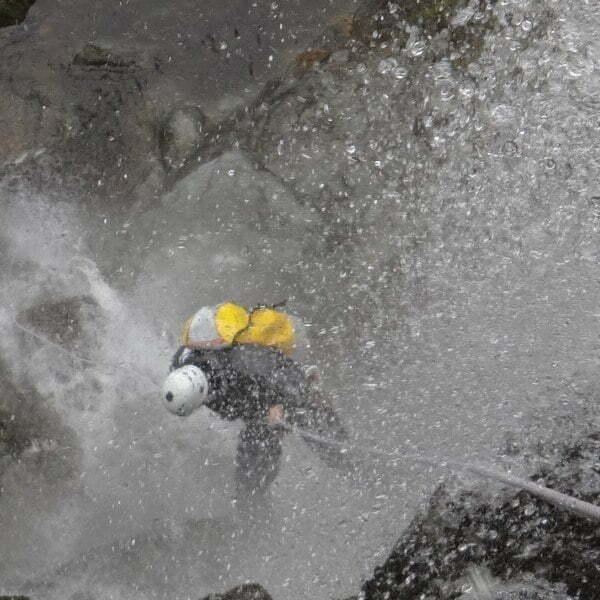 Canyoning Gorges du Cady