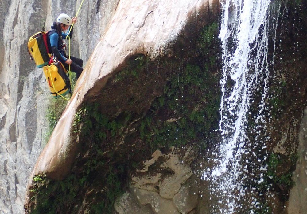 Canyoning Gorges de Sant Aniol